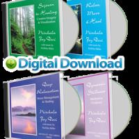 Bundle: The Abundant WellBeing Series [Digital Download] by Nischala Joy Devi