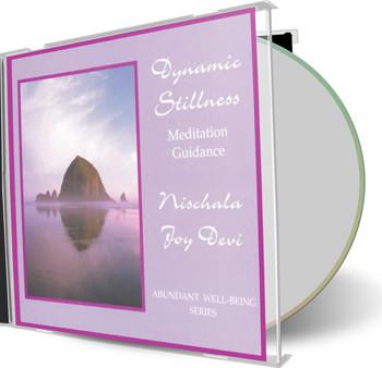 Nischala Joy Devi: Dynamic Stillness Meditation Guidance