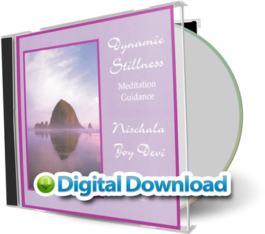 Nischala Joy Devi: Dynamic Stillness Meditation Guidance [Digital Download]