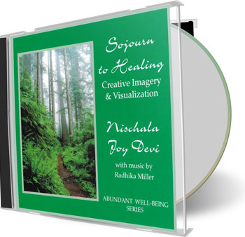 Sojourn to Healing Creative Imagery & Visualization CD by Nischala Joy Devi