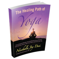 nischala_healing-path-of-yoga-book